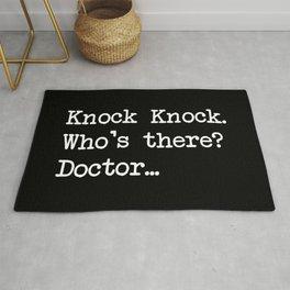 Knock-Knock 3 Rug