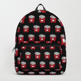 FRENCH FRIES / pattern pattern Backpack