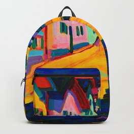 Wassily Kandinsky, New colors Backpack