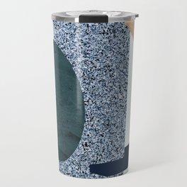 #OBSERVE - abstract graphic art Travel Mug