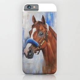 Justify iPhone Case