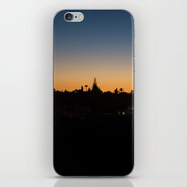 Sunset Portugal iPhone Skin