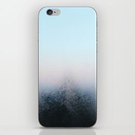 Misty Panes iPhone Skin