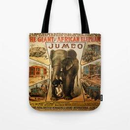 Vintage poster - Jumbo Tote Bag