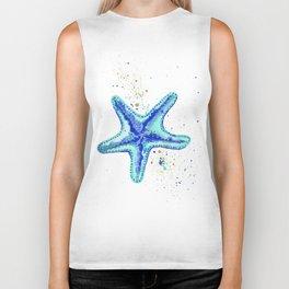 Neptune's Starfish Biker Tank