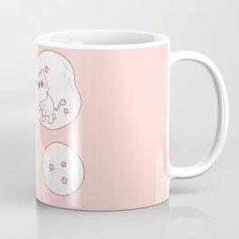 Jugando en Burbujas Coffee Mug