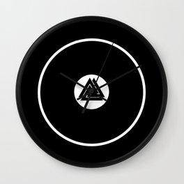 Infinity Vinyl Wall Clock