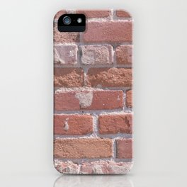 Laid in the Way iPhone Case