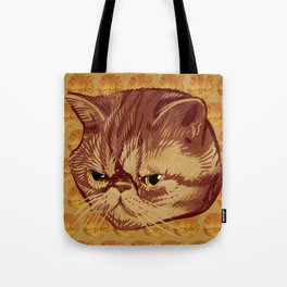 Fitzroy the Cat Tote Bag