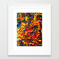 discount Framed Art Prints featuring discount sand by Lea - Lu
