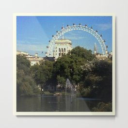 St. James Park, London Metal Print
