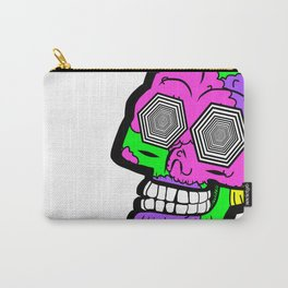 Psych Skull Carry-All Pouch