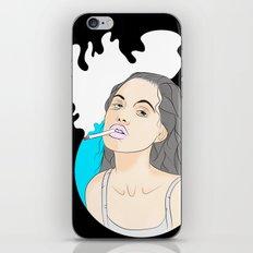 Angie iPhone & iPod Skin