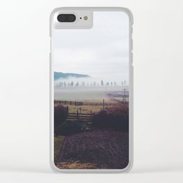 The Farm 2 Clear iPhone Case