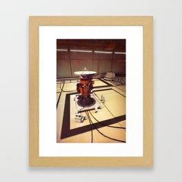 Cassini Integration Framed Art Print