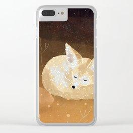 Fennek Clear iPhone Case