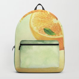 The Orange Conspiracy Backpack