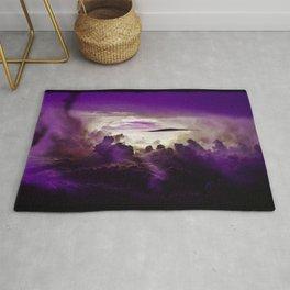 I Want To Believe - Purple Rug