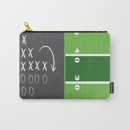 Football Game Day Play Carry-All Pouch