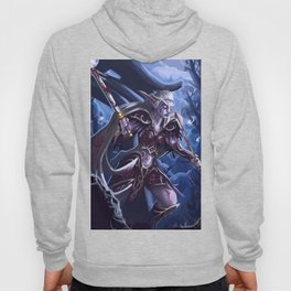 Fighting for her people Hoody