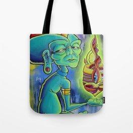 Shaman El Flyer Tote Bag