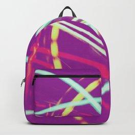 Fuscia Backpack