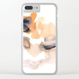 hang loose II Clear iPhone Case