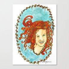 my dear Canvas Print