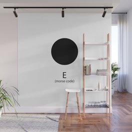 """E pronouced """"ee"""" Wall Mural"""