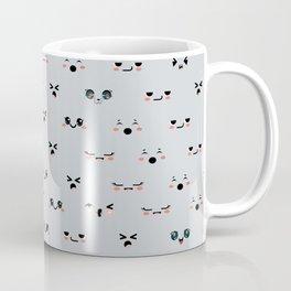 Cute faces 2 Coffee Mug