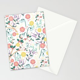 Morning Snowdrop Stationery Cards
