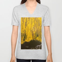 Golden Dream Unisex V-Neck