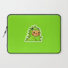 8bit Dinobear Laptop Sleeve