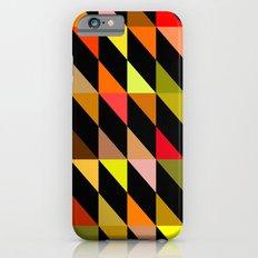 Autumn Triangles Slim Case iPhone 6s
