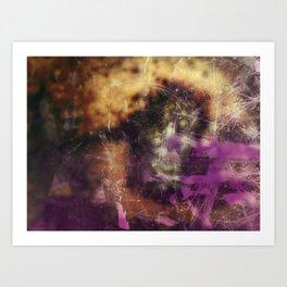 XZ6 Art Print