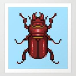 stop buggin' me Art Print