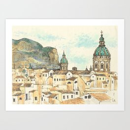 Casacantiere Art Print