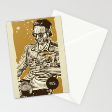 YES public disgrace 2 Stationery Cards
