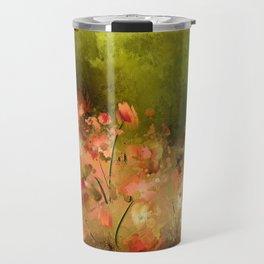 Flowers Of Corfu Travel Mug