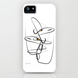 By here iPhone Case