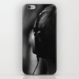 Headphones iPhone Skin