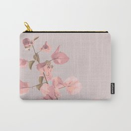 Painting Flowers Carry-All Pouch