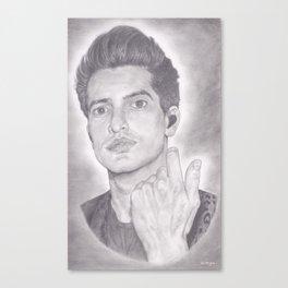 Brendon Urie Canvas Print