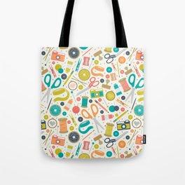 Get Crafty Tote Bag