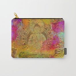 Ethereal Buddha Carry-All Pouch