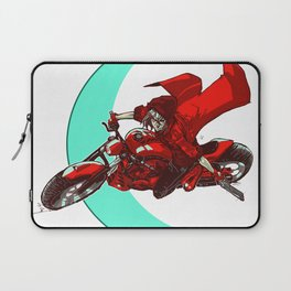 Robin and the Big Bad Wolf Laptop Sleeve