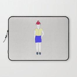 17-year-old girl Laptop Sleeve