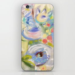Earthly Delight iPhone Skin