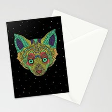 Intergalactic Fox Stationery Cards