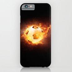 Football, Soccer Ball Slim Case iPhone 6s